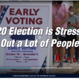 2020 Election is Stressing Out a Lot of People